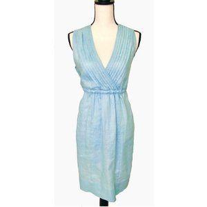 Sundance Washed Linen Dress w. Drawstring Waist